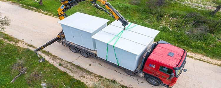 בניית מחסן מפנל מבודד