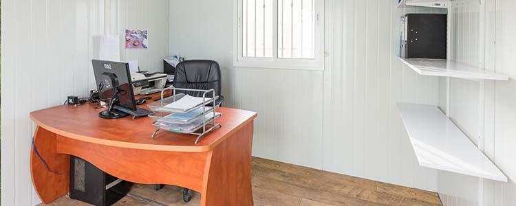 בניית משרד מבניה קלה